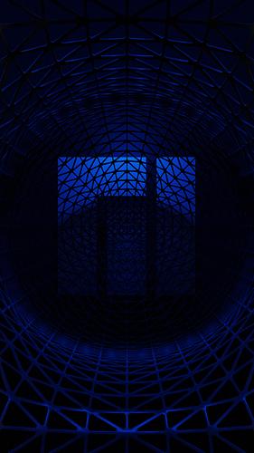 lunix_wallpaper_manjaro_blue_151120-1080x1920