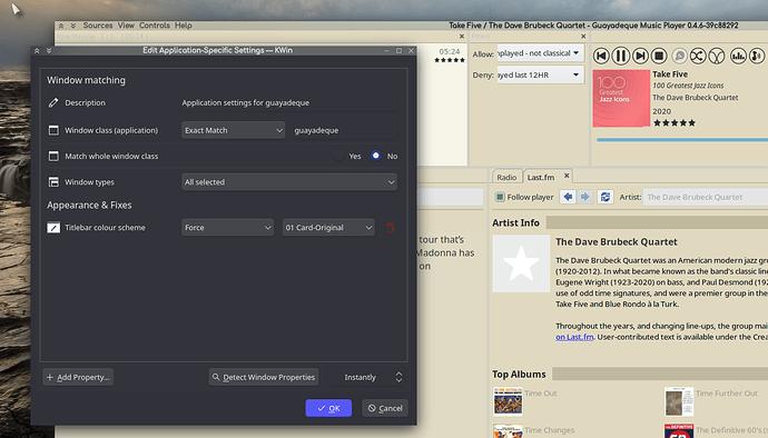 Titlebar-fixed