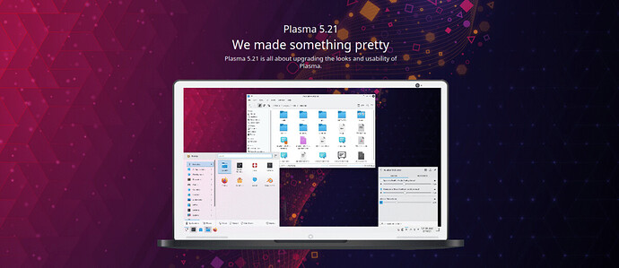 Plasma-5.21