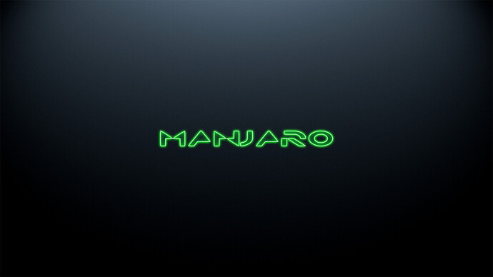 Lunix manjaro wallpaper_green_1920x1080-15042021
