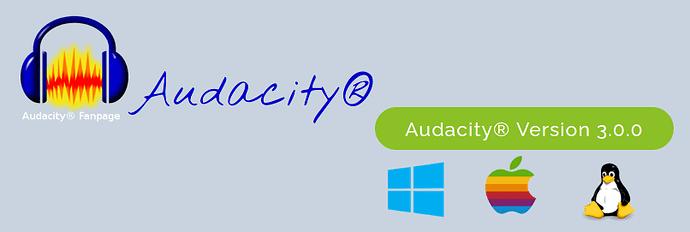 audacity3.0