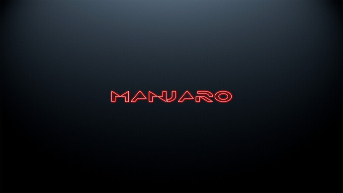 Lunix manjaro wallpaper_red_1920x1080-15042021