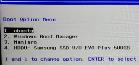 example-boot-override-menu